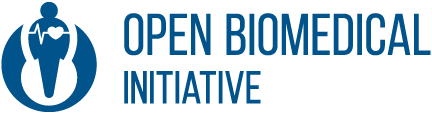 Open BioMedical Initiative – We Help Retina Logo