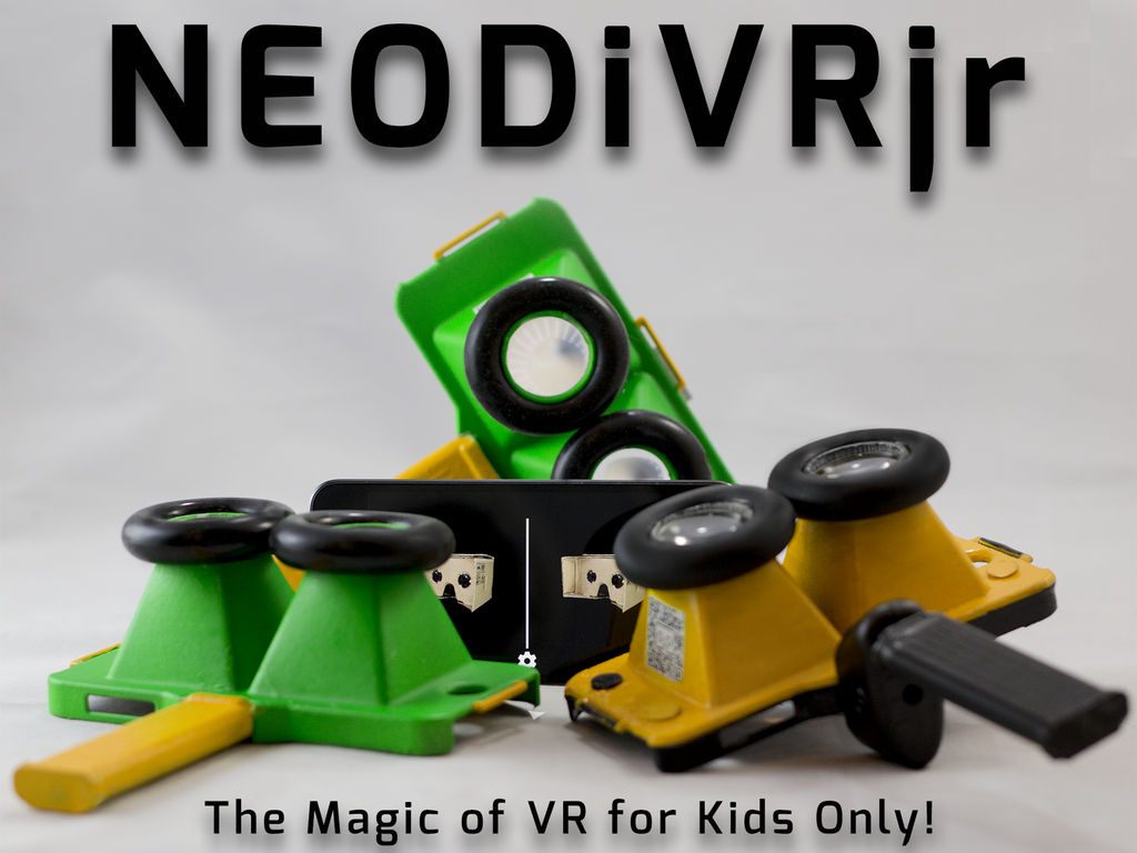 virtual reality therapy 3D printing