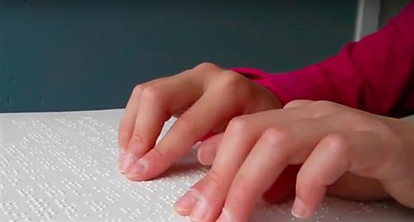 3D printing visually impaired disabilities teaching