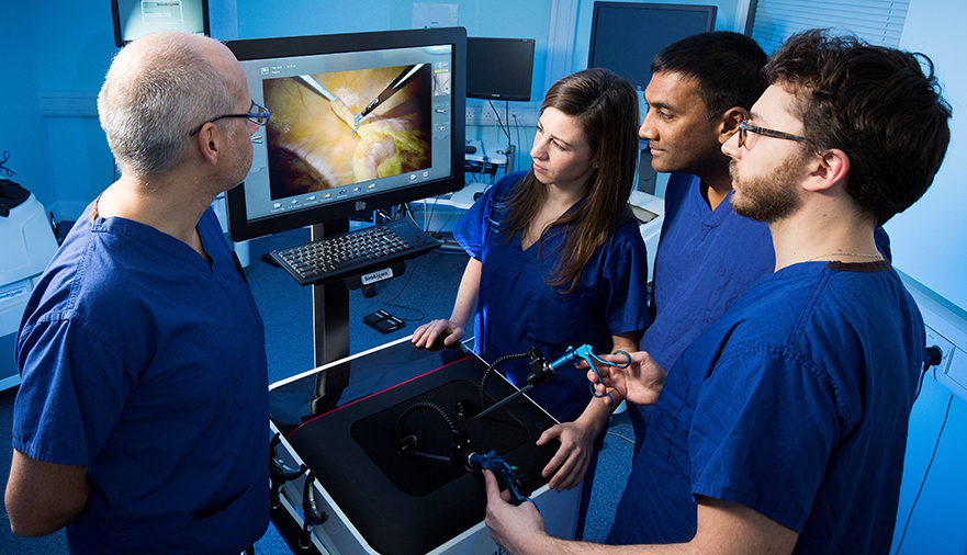 virtual reality medical training 3D Systems