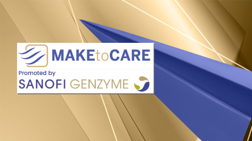 Make to Care Sanofi Genzyme maker faire rome