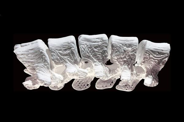 3D printing bone medical implants