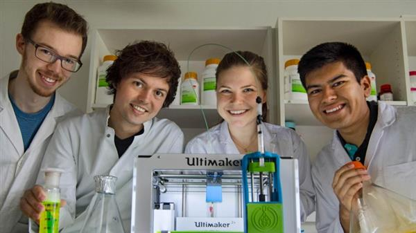 bioprinting bioink 3D printing Germany