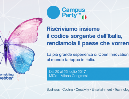 A luglio a Milano con OBM Initiative a Campus Party!