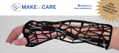 make to care 2017 open biomedical initiative